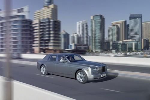 Facelift Rolls Royce Phantom